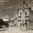 Porgesov palác v roku 1925
