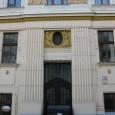 vstupný portál do Porgesovho paláca z Kukučínovej ulice