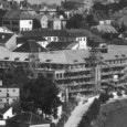 rok 1938 - výstavba budovy veliteľstva VII. armádneho zboru