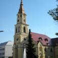 evanjelický kostol vo Zvolene (súčasnosť)