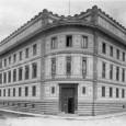 budova Národnej banky v roku 1935