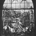 súsošie Kristus na Olivovej hore, umiestnené na južnej fasáde farského kostola