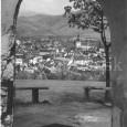 pohľad na mesto z kalvárie (1927)