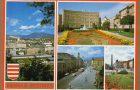 Banská Bystrica na novodobých pohľadniciach