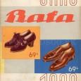 titulná strana reklamného katalógu z roku 1938
