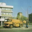kombinované vozidlo pre čistenie kanalizácie Mercedes - Benz LP 1513