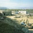 výstavba areálu Technických služieb mesta na Srnkovej