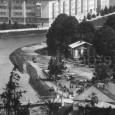 mestský bitúnok stál na lúke medzi pamätníkom SNP a hotelom LUX