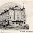 """v roku 1896 dokončili budovu """"Hungárie"""""""