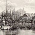 sútok potoka Bystrice a Hrona na Huštáku