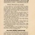 """titulná strana novín banskobystrického """"Sokola"""" z roku 1938"""