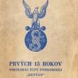 """publikácia k 15. výročiu Sokolskej župy pohronskej """"DETVAN"""", z roku 1935"""