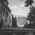 farský kostol a Mühlsteinova bašta