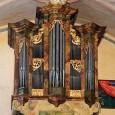 organ v kostole Premenenia Pána na Španej Doline