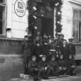 hlavný vstup v roku 1925