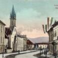 kostol sv. Alžbety v roku 1905