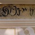 fragment latinského nápisu