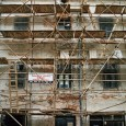 dom počas rekonštručných prác