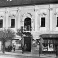 budova mestského domu (radnice), v pravej časti prízemia sa nachádzali priestory MSP (rok 1925)