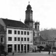 budova sporiteľne v roku 1946