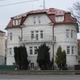 vila Dr. Karola Krčméryho (lekár a riaditeľ župnej nemocnice v Trnave) dokončená v roku 1928 - Štefánikovo nábrežie č. 4