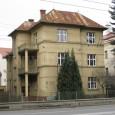 vila rodiny Šuhajíkovcov (Ľudovít Šuhajik - lesný inžinier) dokončená v roku 1928 - Štefánikovo nábrežie č. 2