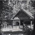 pôvodná podoba chaty Anička