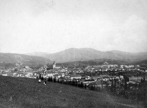 Banská Bystrica v roku 1898