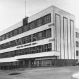 budova učiteľského ústavu krátko po dokončení (rok 1933)