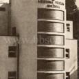 pôvodne sídlo mestskej verejnej knižnice (rok 1940)