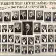 maturitné tablo z roku 1942
